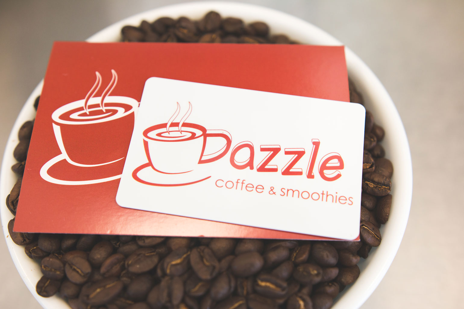 Dazzle Coffee Gift Cards
