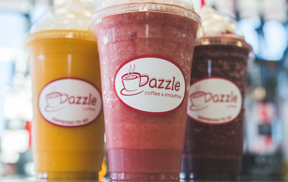 Dazzle Coffee - About Us