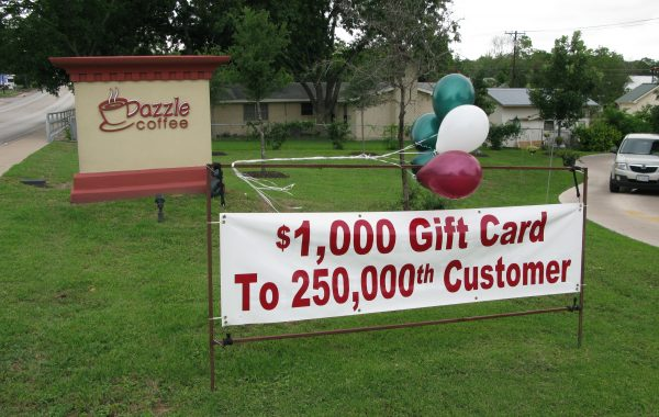 250,000th Customer 2010